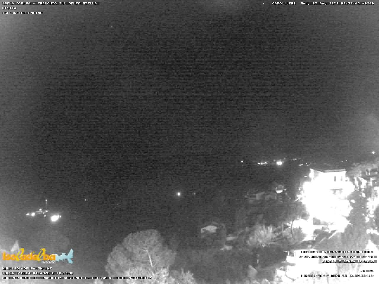 Webcam all'Elba